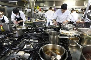 Venta e instalación de cocinas hostelería Valencia