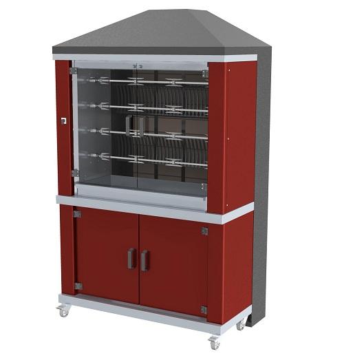 Distribuidor de maquinas de asar pollos Eurast