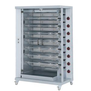Distribuidores de maquinas de asar pollos Valencia
