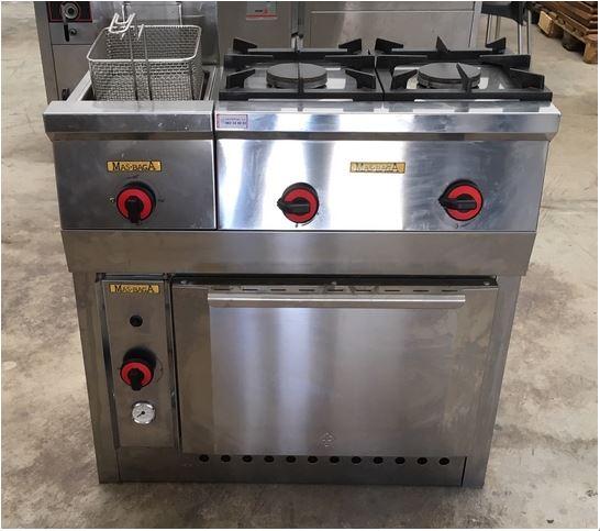 Cocina modular CASTERVAL/MASBAGA
