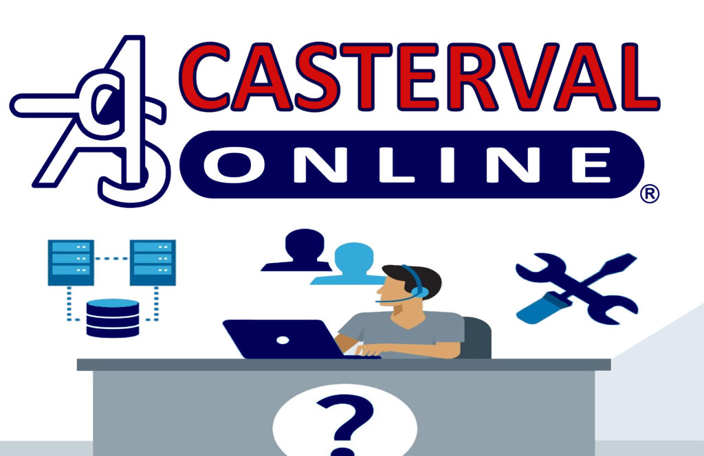 Contacto - Contactar con Casterval
