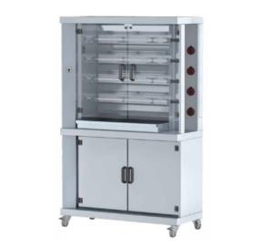 Distribución de maquinas de asar pollos Valencia