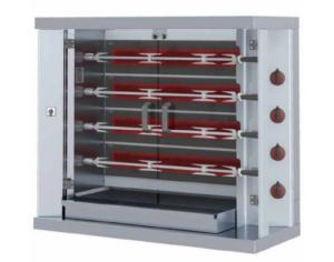 Empresa de distribución de maquinas de asar pollos Valencia