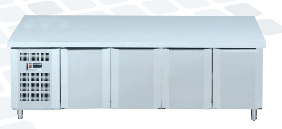 Frío industrial - mesas frías Macfrin Casterval