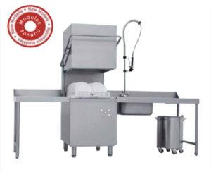 maquina lavado casterval lavavajillas de cupula